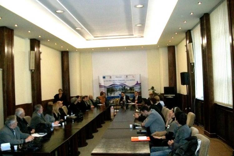 """Clujul se vrea cunoscut la Bruxelles prin proiectul """"Cluj-Napoca 2020 """" Capitala Culturala Europeana"""""""