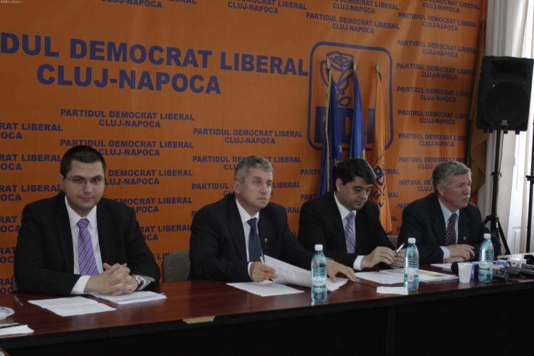 PDL Cluj isi anunta candidatul la Primaria Cluj-Napoca, in 18 aprilie! Crezi ca va fi Emil Boc? VIDEO