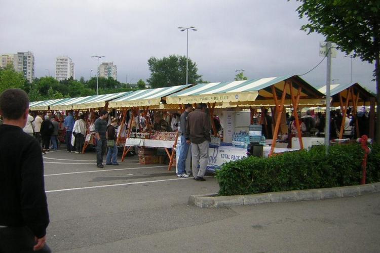 "Targul ""Produs de Cluj"", in perioada 6-8 aprilie! Puteti degusta friptura de Turda si alte bunatati traditionale"