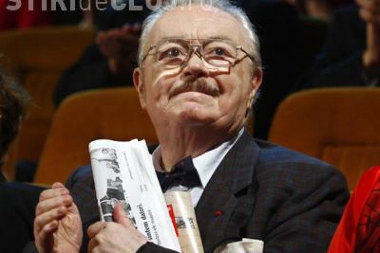 A murit actorul Ion Lucian