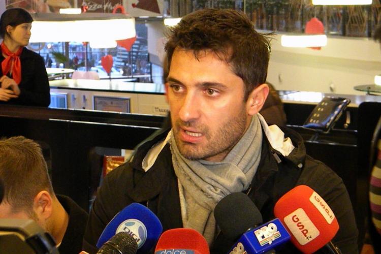 Claudiu Niculescu ataca admistratorii Cluj Arena: Rar am vazut asa un gazon prost VIDEO CONFERINTA DE PRESA