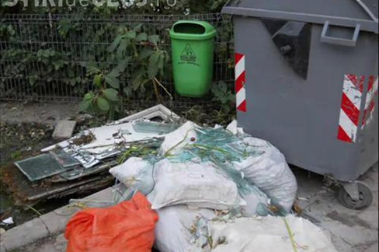 Alin Tise ii faulteaza pe clujeni si vrea sa ii lase cu gunoiul nesortat? Citeste ce a declarat primarul Radu Moisin EXCLUSIV
