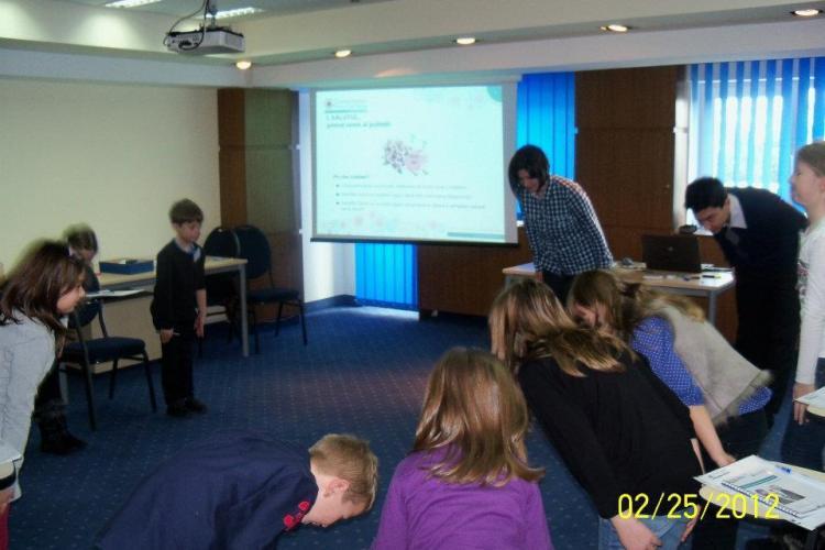 MBA-ul copiilor a venit la Cluj! (P)