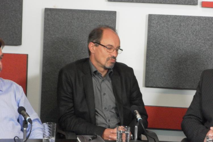 """Tribunalul Cluj a dat o sentinta """"dupa ureche"""" in cazul Sala Polivalenta? Vezi explicatia arhitectului care a proiectat constructia VIDEO"""