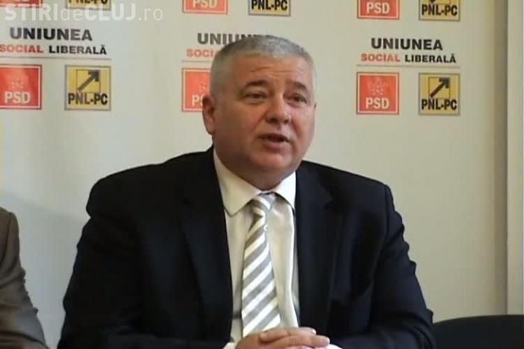 Marius Nicoara: PNL a adus in Cluj-Napoca 107 milioane de euro, iar Boc numai 8 VIDEO