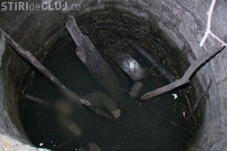 Drama la Bobalna! Un cioban a murit inecat intr-o fantana, salvand un ied VIDEO si FOTO