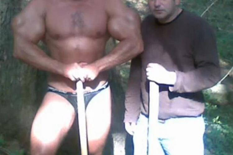Gore, intr-o colectie inedita de fotografii! Interlopul condamnat la 12 ani de inchisoare a pozat in Conan Barbarul VEZI FOTO