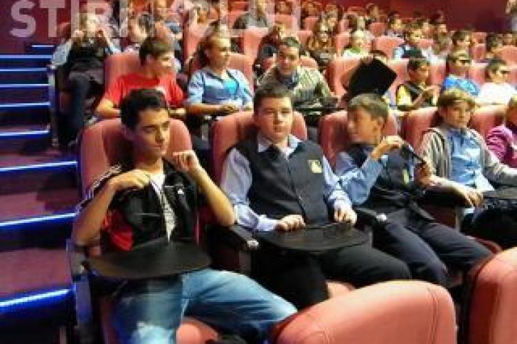 """""""Scoala Altfel"""" la Institutul Francez din Cluj"""