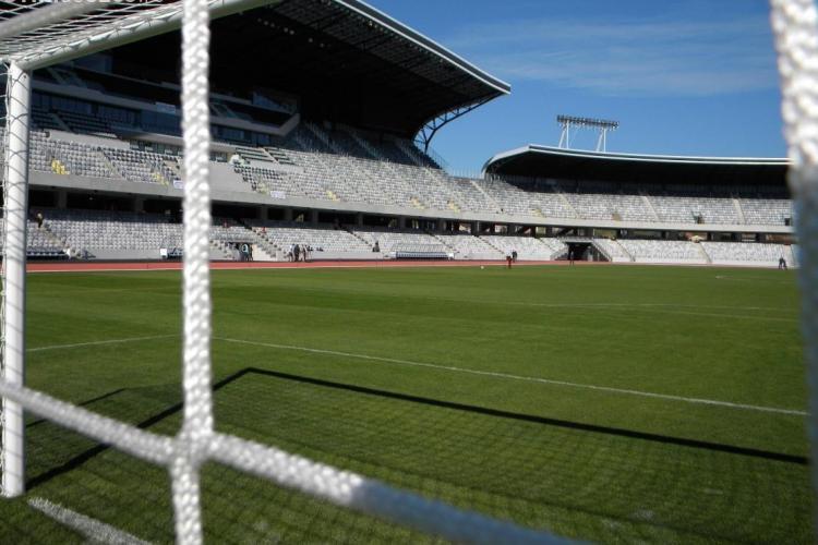 Tise: Vom investi si in stadionul CFR! Stadionul Cluj Arena este foarte important