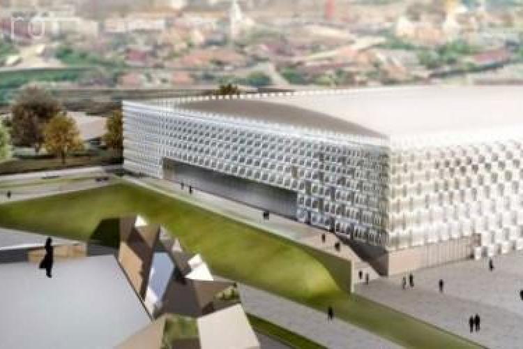De ce fuge din Cluj CON-A, firma care construieste Sala Polivalenta! Laszlo Attila: Ne-au spus ca mai bine suspendam lucrarile si anulam contractul VIDEO