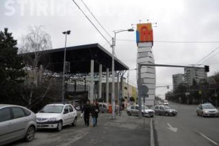 Se impune un sens giratoriu in fata Iulius Mall Cluj
