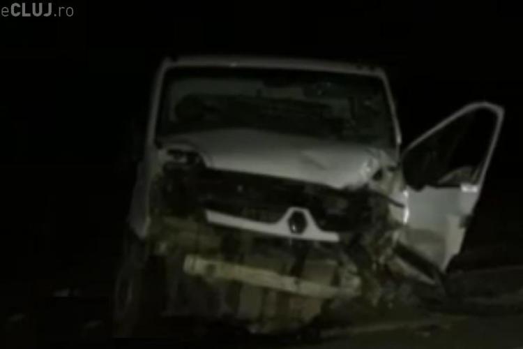 Accidentul de la Stejeris, Turda, soldat cu un mort si trei raniti! VIDEO