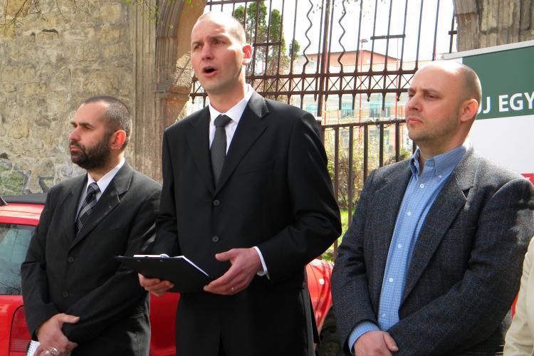 Nepotul lui Laszlo Tokes candideaza la functia de primar al Clujului