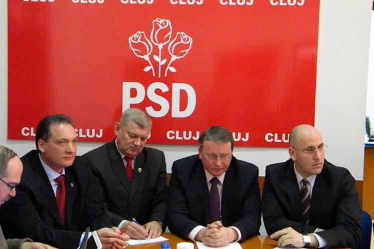 USL Cluj: Fondul de rezerva al Guvernului - sac fara fund pentru primarii PD-L