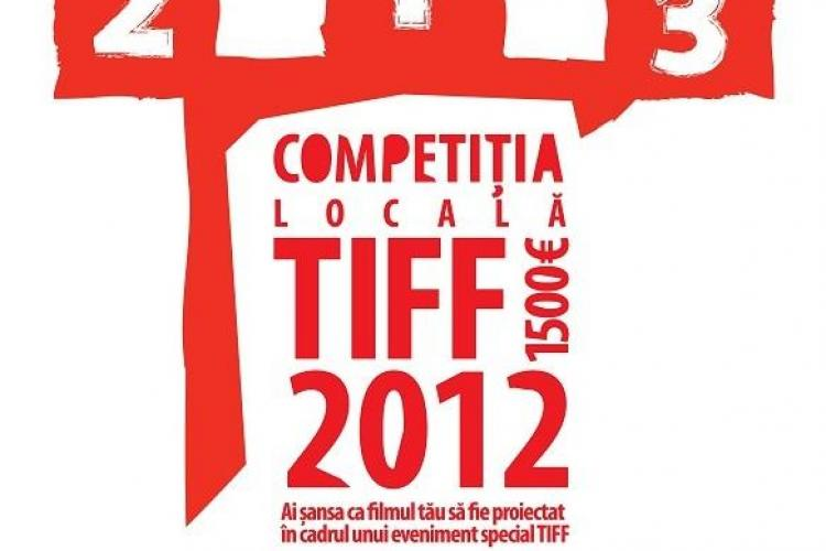 Clujenii se pot inscrie in competitia locala a Festivalului International de Film Transilvania