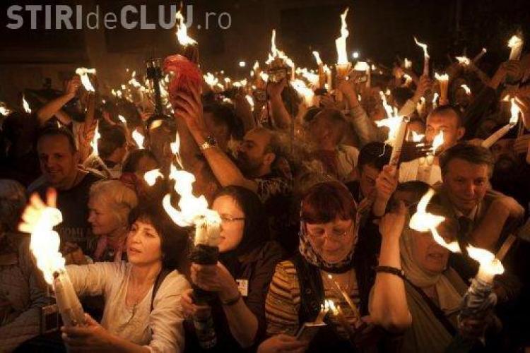 In Vinerea Mare credinciosii vor inconjura Catedrala Ortodoxa ca simbol al inmormantarii lui Iisus
