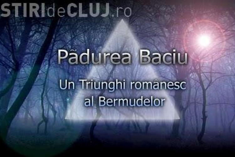 """Padurea Baciu, """"Un Triunghi romanesc al Bermudelor""""! Vezi un film despre misterele de la marginea Clujului VIDEO"""