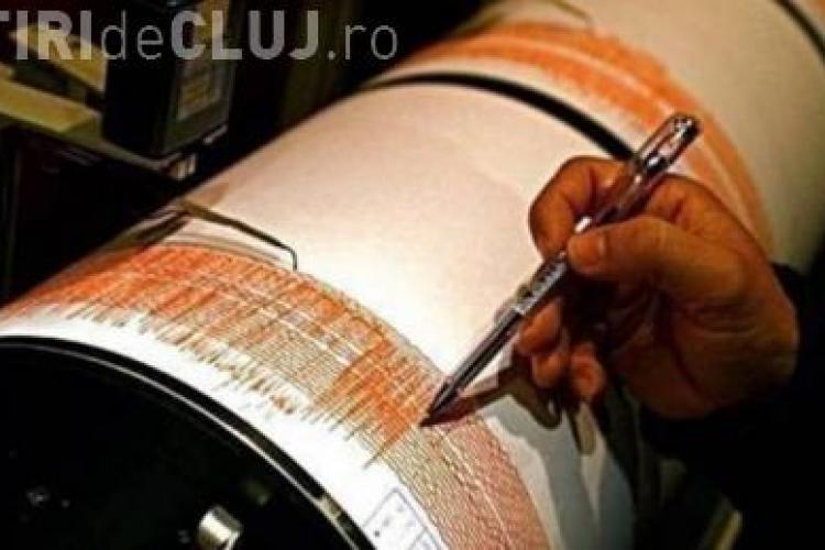 Doua cutremure in Romania