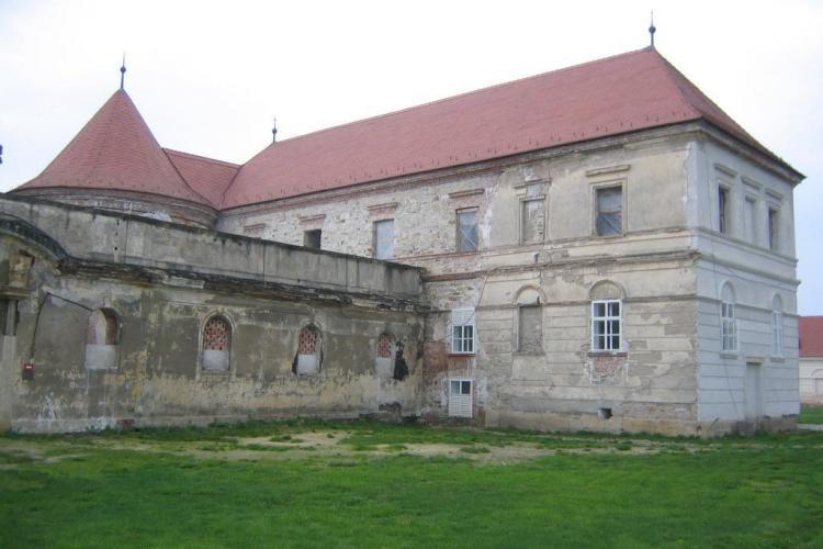 Castelul Banffy, de la Bontida, poate fi vizitat gratuit, miercuri, 18 aprilie