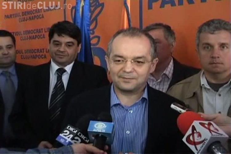 Boc a venit la Cluj pentru a pregati investitiile Bosch si Delonghi VIDEO