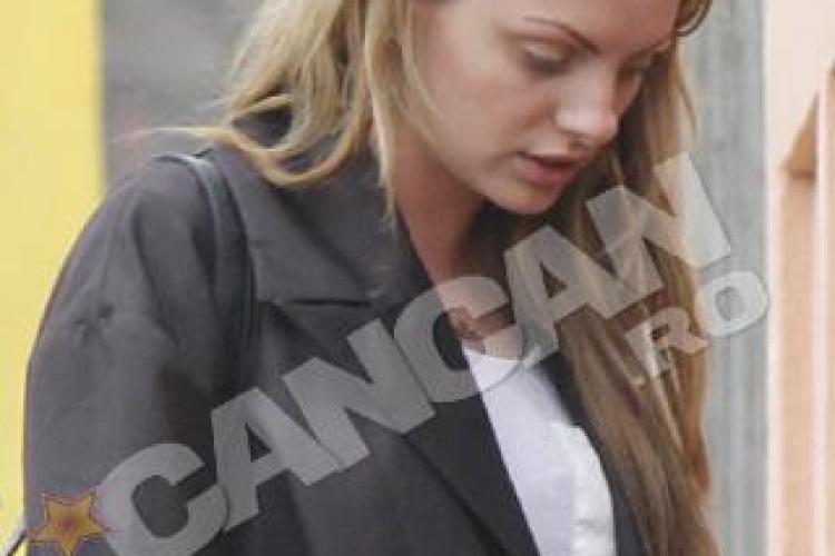 Cum arata Alexandra Stan fara Photoshop si fara machiaj? FOTO