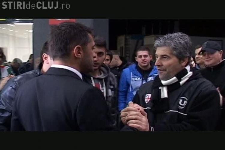 Mesaj emotionant al suporterilor catre Claudiu Niculescu! Vezi ce i-au cerut VIDEO