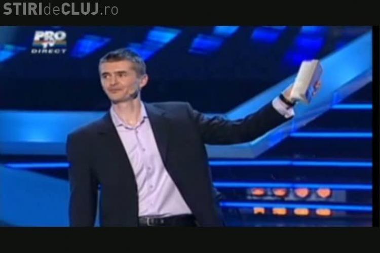 Cristian Gog, show total la Romanii au talent in semifinale! Clujeanul a ghicit ganduri si a indoit monede VIDEO