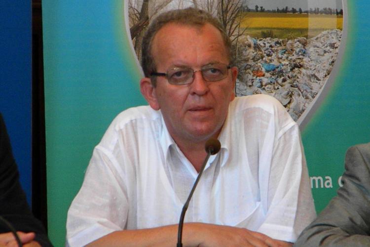 Mircea Morosan candideaza pentru un nou mandat la Primaria Huedin