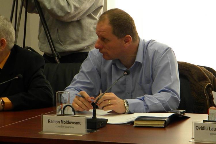 Consilierul Judetean PDL, Ramon Moldovanu, si-a dat demisia acuzandu-l pe Alin Tise! VEZI ce a scris in demisie