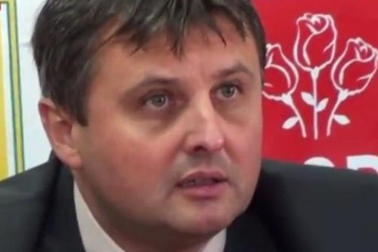 Radu Stoica este candidatul PSD si PNL la Primaria Turda