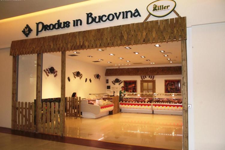 Produs de Bucovina a deschis magazin in Iulius Mall Cluj