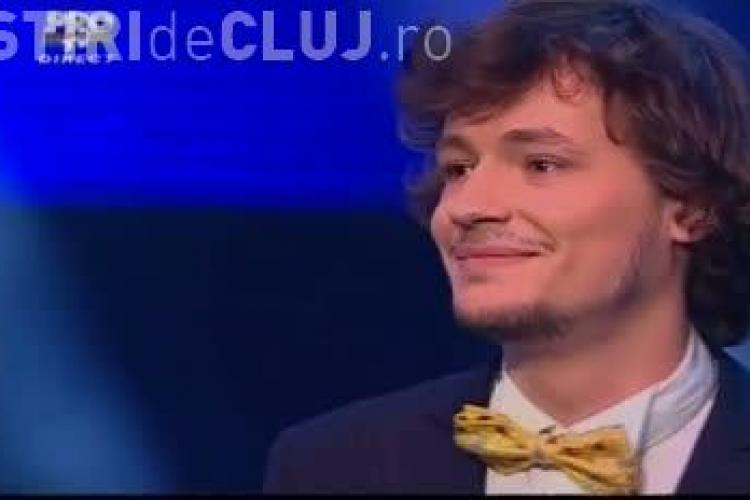 Razvan Alexe, senzatie la Romanii au talent - VIDEO! In semifinale a surprins pe toata lumea