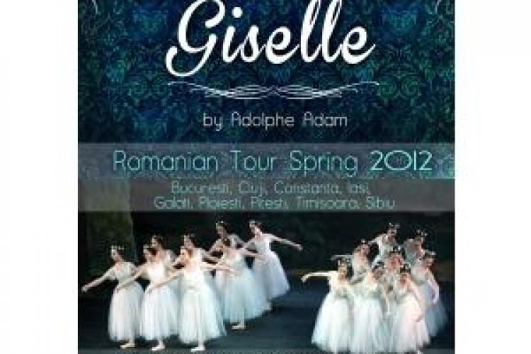 """Turneul """"Great Russian Ballets"""" in Romania incepe in 1 mai la Cluj-Napoca"""