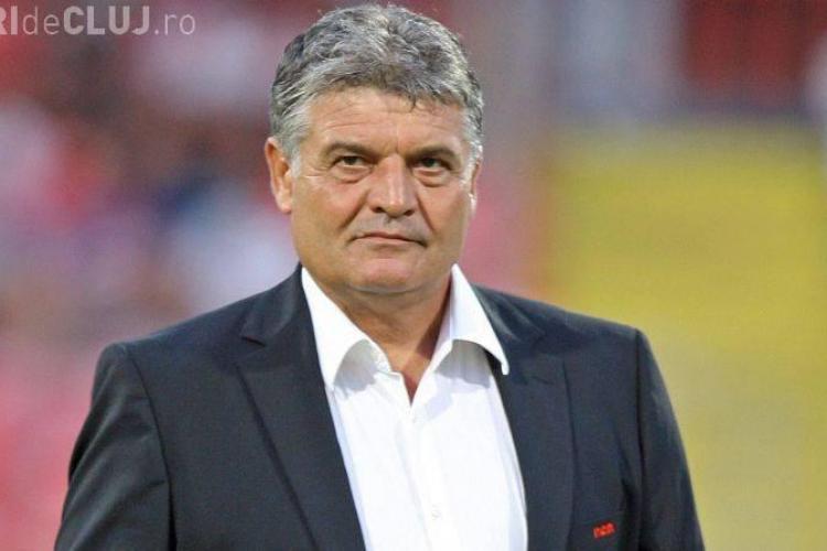 Ioan Andone preia azi fraiele CFR Cluj! Vezi la ce ora e primul antrenament oficial