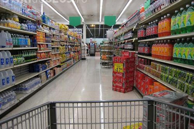 Un nou supermarket apare langa Aeroportul Cluj