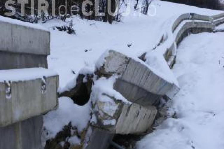 Centura Valcele- Apahida se prabuseste! Cum arata acum drumul de diamant VIDEO