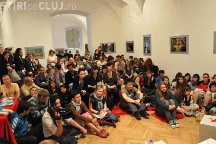 Transilvania Talent Lab la TIFF 2012