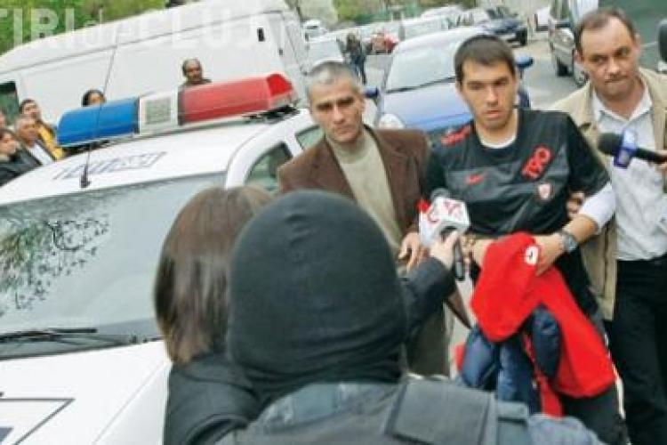 Fostii fotbalisti dinamovisti, Margaritescu si Munteanu, condamnati la trei, respectiv cinci ani de inchisoare cu executare