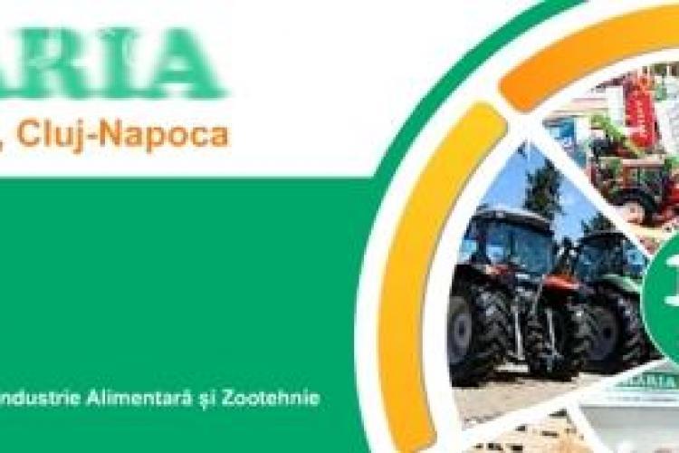 Targul International Agraria are loc intre 2-6 mai la Cluj-Napoca