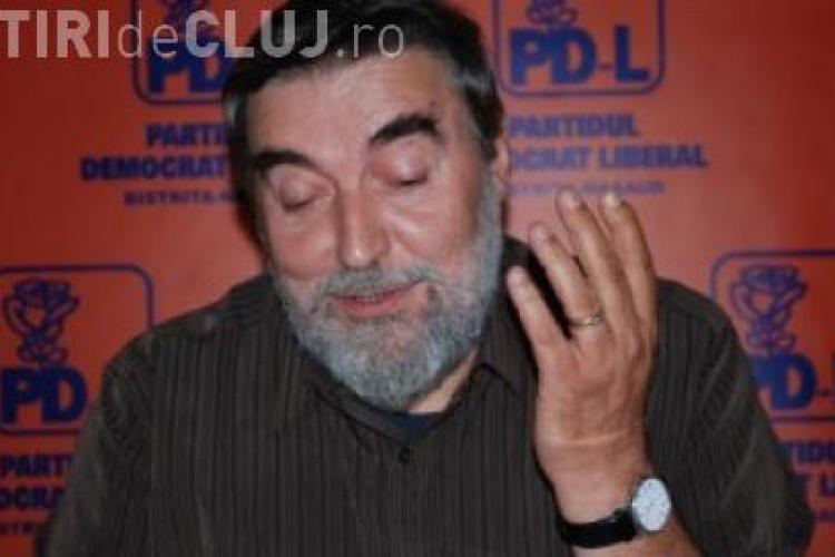 Clujeanul Ioan Sbarciu, senator PDL, pleaca la PC