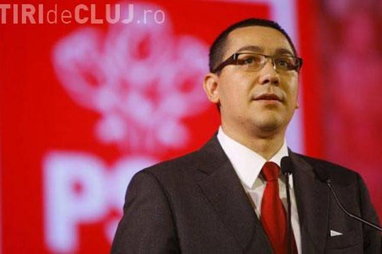 Ponta munceste de 1 mai! Un singur ministru a fost anuntat