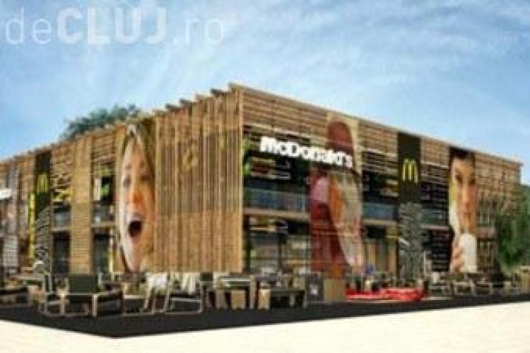 Unde se va deschide cel mai mare McDonald's din lume FOTO