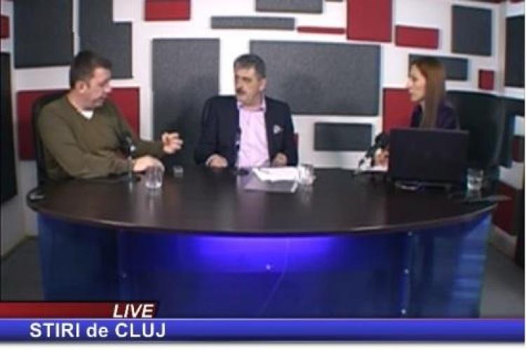 Uioreanu atac la sefii Consiliul Judetean Cluj: Kiat a incercat sa creasca preturile. Nu s-a facut nimic de frica DNA VIDEO
