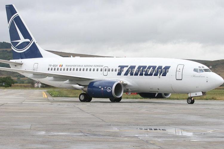 Tarom nu mai zboara spre Cluj-Napoca, dar nici nu a relocat cursele! Acuzatii de incompetenta