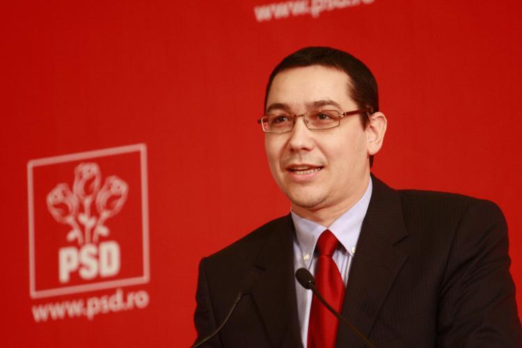 Victor Ponta, noul premier al Romaniei