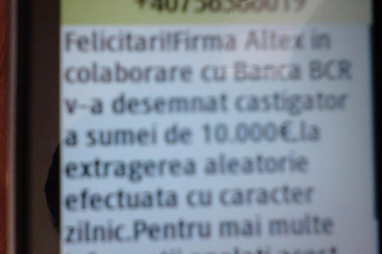Un detinut si-a cumparat apartament din tepele prin SMS! Cazul a fost judecat la Curtea de Apel Cluj
