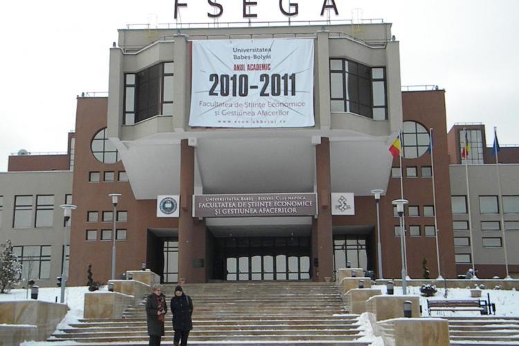 Cine este noul decan al Facultatii de Stiinte Economice Cluj
