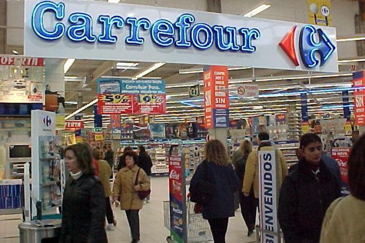Carrefour ar putea parasi Romania