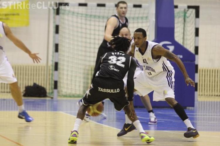 U Mobitelco a pierdut si partida a doua a semifinalei cu BC Timisoara