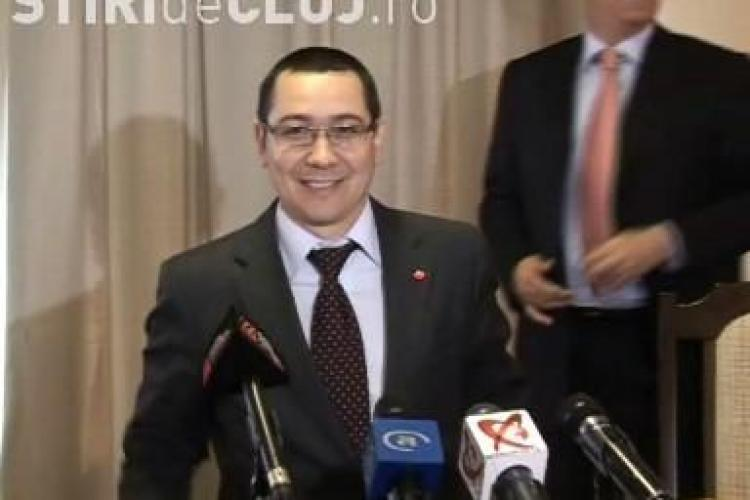 """Victor Ponta: """"Romania are nevoie de guvernatori care sa nu uite ce au promis"""" VIDEO"""